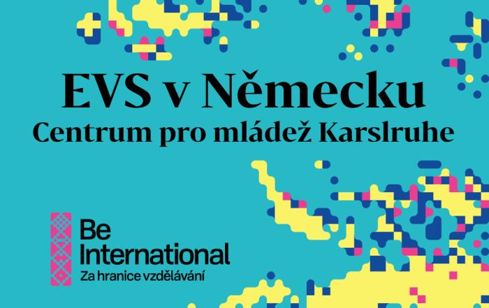 Dvanáct měsíců dobrovolnictví v Karlsruhe. Přihlas se teď!