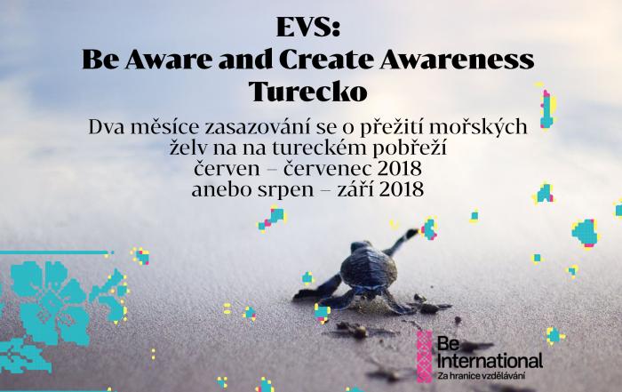 Dva měsíce dobrovolnictví na pomoc mořským želvám na tureckém pobřeží