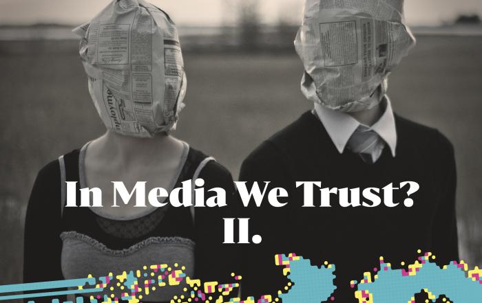 Druhá fáze školení In Media We Trust, Erfurt 3.3. – 11.3.2018
