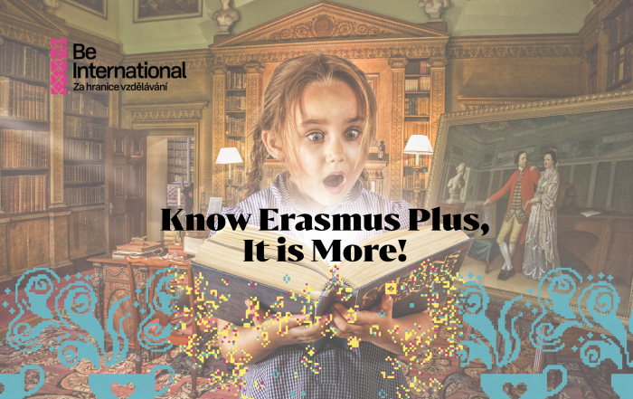Know Erasmus Plus, It is More!, Španělsko, 21.–27.5.2018