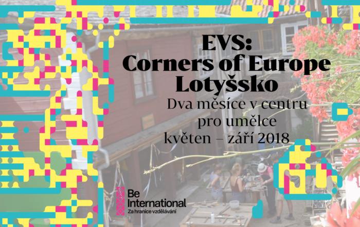 Dva měsíce v uměleckém centru v Lotyšsku