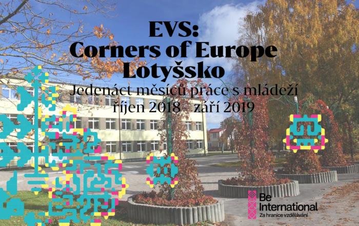 Jedenáct měsíců práce s mládeží v lotyšském Vaiņode