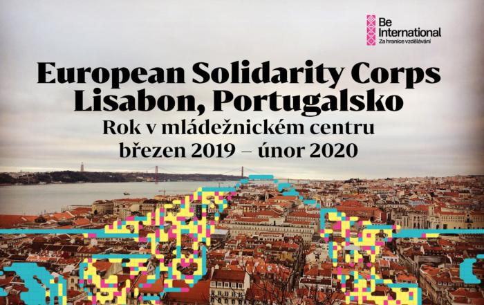 Rok v mládežnickém centru v Lisabonu