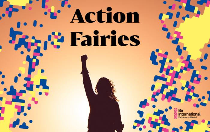 Action Fairies, Gruzie, 23.9. – 2.10. 2019