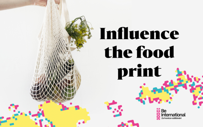 Influence The Foodprint, Bosna a Hercegovina, 4.10. – 13.10.2019