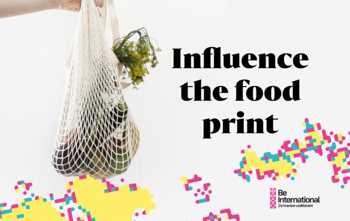 Influence The Foodprint, Bosna a Hercegovina, 4.10. – 13.10.2019