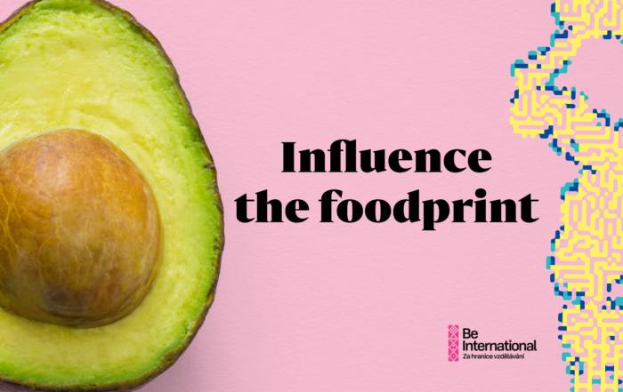 Influence The Foodprint, Německo, 9.11. – 17.11.2019