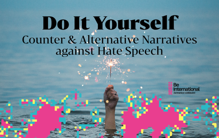 DIY: Counter and Alternative Narratives Against Hate Speech